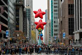 macy s thanksgiving day parade 2016 route closures