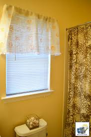 Burlap Curtains With Fringe Spring Guest Bathroom Valance Momhomeguide Com