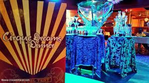 cirque dreams and dinner on norwegian epic u2013 cruisetotravel