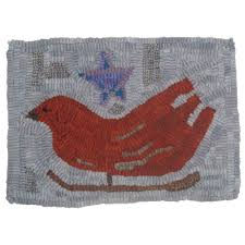 Chicken Rug Annie Hayes Studio U2014 Archive Of My Hooked Rug
