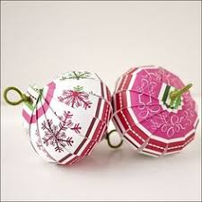 card ornaments ornament tutorial cards and