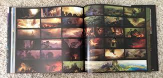 art croods book 7