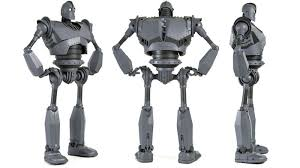 the iron giant this is the iron giant figure we deserved 16 years ago