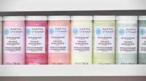 video stenciling with martha stewart u0027s vintage decor paint