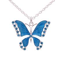 butterfly jewelry helping animals at risk