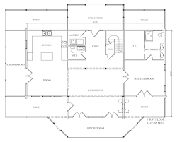 camden plan 08892 katahdin cedar log homes floor plans