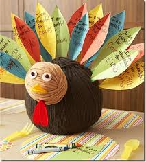 ideas for creating and interactive thanksgiving tables for