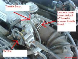 2006 ford fusion throttle how to clean your throttle carforum car forums