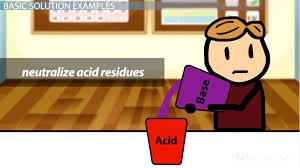 acidic basic u0026 neutral solutions determining ph video u0026 lesson