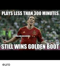 Soccer Memes Facebook - plays less than 300 minutes facebook comsoccermemes still wins