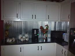 Best  Sheet Metal Backsplash Ideas On Pinterest Ceiling Ideas - Metal backsplash
