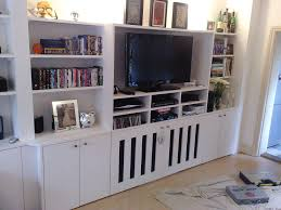 Built In Tv Bookcase 30 Wonderful Bookcases With Tv Space Yvotube Com