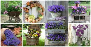 Garden Flowers Ideas 20 Inspiring Flower Planters That Will Bring The Magic Into Your