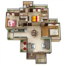 ddzyn360 3d floor plans
