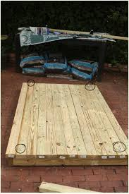 outdoor floating bed how to build a hanging bed easy diy outdoor swing bed to complete