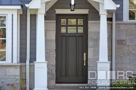 Exterior Entry Doors With Glass Custom Solid Mahogany Wood Door With Two Sidelites Clear
