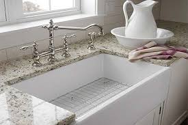 Apron Front And Farmhouse Sinks Index - Farmer kitchen sink
