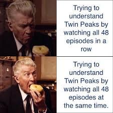 Twin Peaks Meme - 37 best twin peaks images on pinterest twin peaks salem s lot