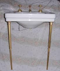 kingston brass console sink polished chrome kingston brass console basin leg combos hvpb1361st