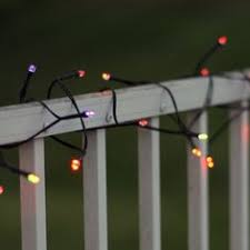 color changing solar string lights solascape s color changing solar string lights 50 led bulbs on a 22
