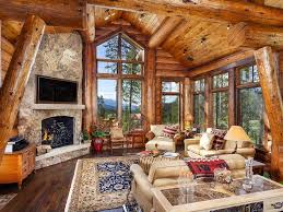 cabin style houses log cabin style home decor