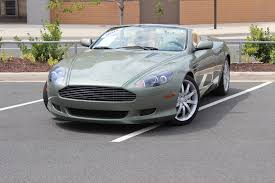 used aston martin db9 2005 aston martin db9 volante stock p046021a for sale near