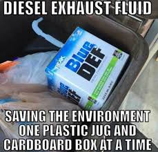 Diesel Memes - which def do you recommend from the bottle dodge cummins diesel