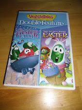 veggie tales easter veggie tales 2 disc feature an easter carol abe and the