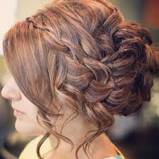 Fancy Updo Hairstyles For Long Hair by Glamorosa Y Hermosa Prom Updo Para El Pelo Largo Http