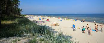 What Is Blue Flag Beach Poland U0027s Most Beautiful Beaches Poland Pl