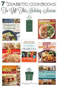 gifts for diabetics diabetic cookbooks to gift this season