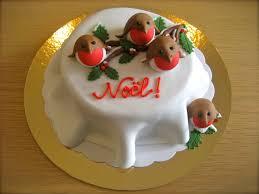 christmas robins cake the english baker