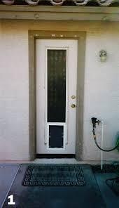 doggy door glass door san diego pet door installation glenview glass u0026 screen