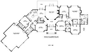 luxury ranch floor plans plans luxury ranch home plans
