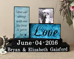 wedding gift stores near me personalized wedding gift grow along with me wedding wooden