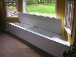 under window seat storage how to build a window bench seat with storage entryway furniture