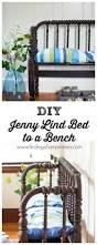 How To Repurpose Piano Benches by Best 25 Baby Bed Bench Ideas On Pinterest Bed Frame Bench Crib