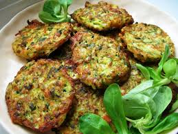 cuisine courgette zucchini courgette fritters with feta and dill mucver