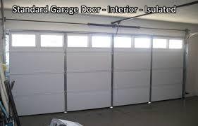 garage planning insulated steel garage doors i37 in easylovely home design
