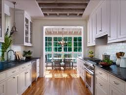 Kitchen Galley Design Ideas Best 10 Open Galley Kitchen Ideas On Pinterest Galley Kitchen