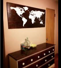vinyl wall art decal sticker world map from stickerbrand vinyl wall art decal sticker world map