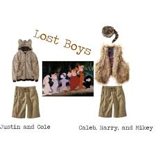 image result for lost boys costume ideas pan