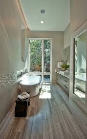 Wood Floor In Bathroom 23 Best Wood Tiles Images On Pinterest Wood Tiles Bathroom