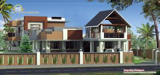 modern contemporary house elevation indian house plans
