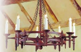 Iron Ceiling Light Castle Ceiling Lights Wrought Iron Lights