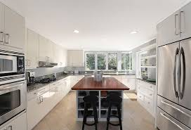 Akurum Wall Cabinets Contemporary Kitchen With U Shaped By The Corcoran Group Zillow