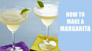 margarita cocktail margarita cocktail bartending youtube