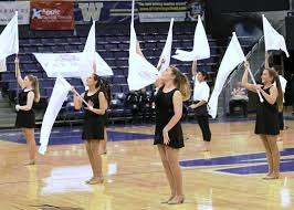 Dancing Flags Shoreline Area News Shorewood Flag Team Takes First In Salute To