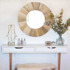 Contemporary Makeup Vanity A New Bloom Diy And Craft Projects Home Interiors Style And