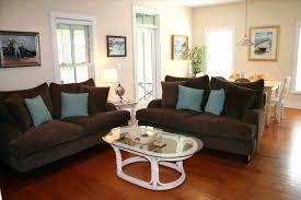 grey walls brown sofa living room ideas grey walls elegant dark brown couch with blue